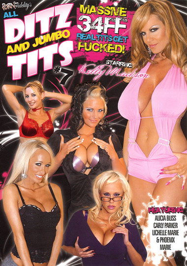 Porn Fidelity's All Ditz And Jumbo Tits 7 cover