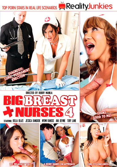 Big Breast Nurses 4 cover