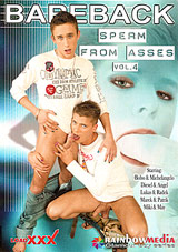 Bareback Sperm From Asses 4 Xvideo gay