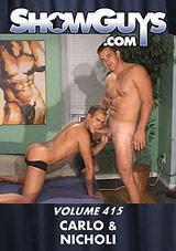 ShowGuys 415: Carlo And Nicholi Xvideo gay