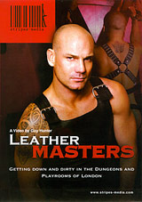 Leather Masters Xvideo gay