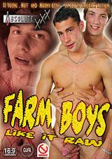 Farm Boys: Like It Raw Xvideo gay