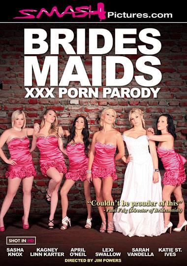 Brides Maids XXX Porn Parody
