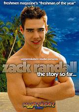 Zack Randall: The Story So Far Xvideo gay