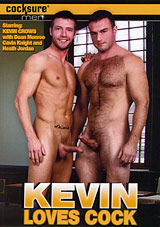 Kevin Loves Cock Xvideo gay