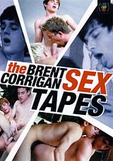 brent corrigan sex tapes, twink, bareback, bryan kocis, cobra video