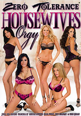 Housewives Orgy