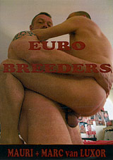 Euro Breeders: Mauri And Marc Van Luxor Xvideo gay