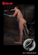 Butt Machine Boys: Rusty Stevens Xvideo gay