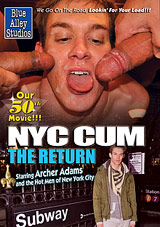 NYC Cum: The Return Xvideo gay