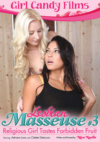 Lesbian Masseuse 3: Religious Girl Tastes Forbidden Fruit