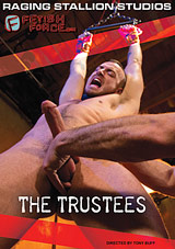 the trustees, gay fetish, gay kink, gay bdsm, dirk caber