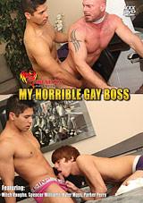 My Horrible Gay Boss Xvideo gay