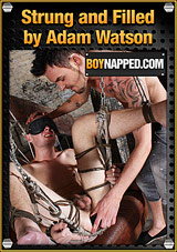 Boynapped 330: Strung And Filled By Adam Watson Xvideo gay