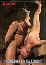Bound Gods: Spencer Reed Last Shoot Before Moving To Europe Xvideo gay