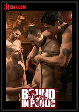 Bound In Public: Kirk Cummings Is Beaten, Humiliated And Fucked In A Crowded Bar Xvideo Gay