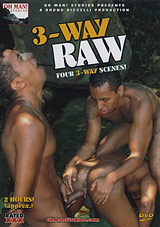 3-Way Raw Xvideo gay