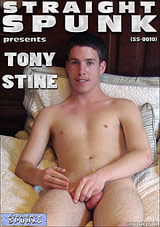 Straight Spunk: Tony Stine Xvideo gay