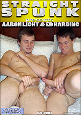 Straight Spunk: Aaron Light And Ed Harding Xvideo gay