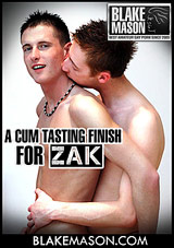 A Cum Tasting Finish For Zak Xvideo gay