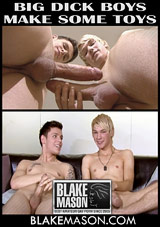Big Dick Boys Make Some Toys Xvideo gay