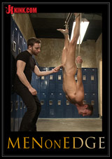 Men On Edge: Captured Baseball Stud Gets Edged In The Locker Room Xvideo gay