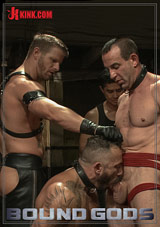 Bound Gods: Turn That Frown Upside Down - Live Shoot Xvideo gay