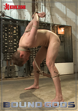 Bound Gods: A Pervert Electrician And His Bound Hung Stud Xvideo gay