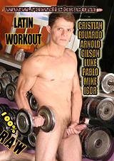 Latin Workout Xvideo gay