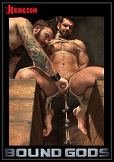 Bound Gods: Mr Wilde Binds And Fucks A Muscled Body Builder With An Uncut Cock Xvideo gay