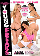 Young Freaks 2: Anal Edition Download Xvideos183577