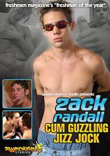 Zack Randall: Cum Guzzling Jizz Jock Xvideo gay