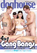 4 On 1 Gangbangs 5 Download Xvideos184961
