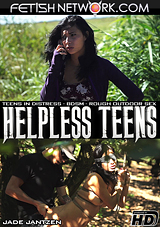 helpless teens, jade jantzen, fetish, bdsm, sex slave, fetish network