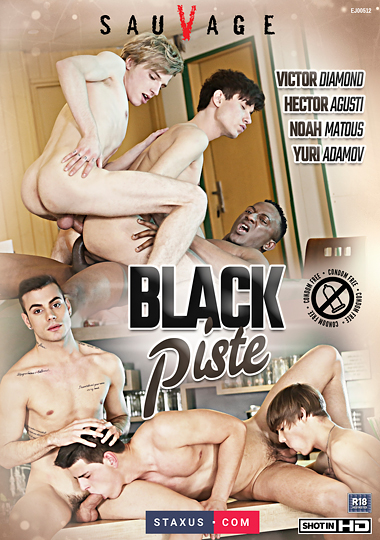 Black Piste - interracial porn, black cock, twink, staxus, shane hirch, victor diamond, eric franke, hector agusti, rivelli pharelli, yuri adamov