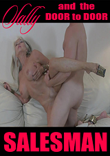 sally and the door to door salesman, sally d'angelo, mature porn, gilf, big tits, huge tits