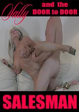 sally and the door to door salesman, sally d'angelo, mature porn, gilf, big tits, huge tits