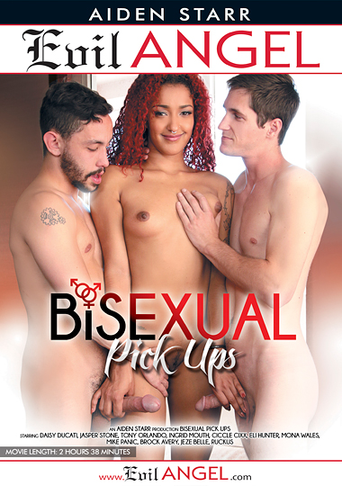 bisexual pick ups, evil angel, threesomes, threeways