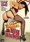 Asian Chicks Who Crave Big Dicks