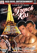 French Kiss gay porn Nick Capra Pascal Bruno