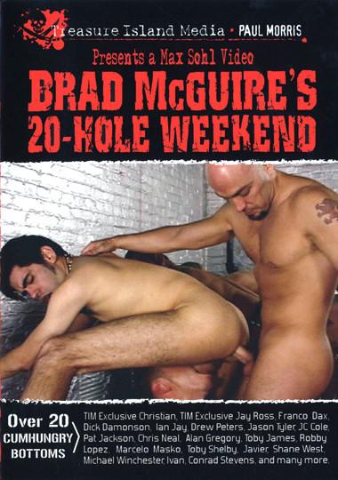Brad McGuire's 20-Hole Weekend