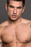 AEBN weekly top ten gay star number Four Vadim Black