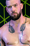 AEBN weekly top ten gay star number Buck Richards