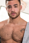 AEBN weekly top ten gay star number Five Beaux Banks