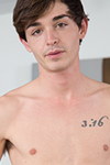 AEBN weekly top ten gay star number Five Grayson Lange