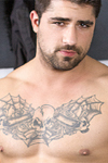 AEBN weekly top ten gay star number Eight Ryan Bones