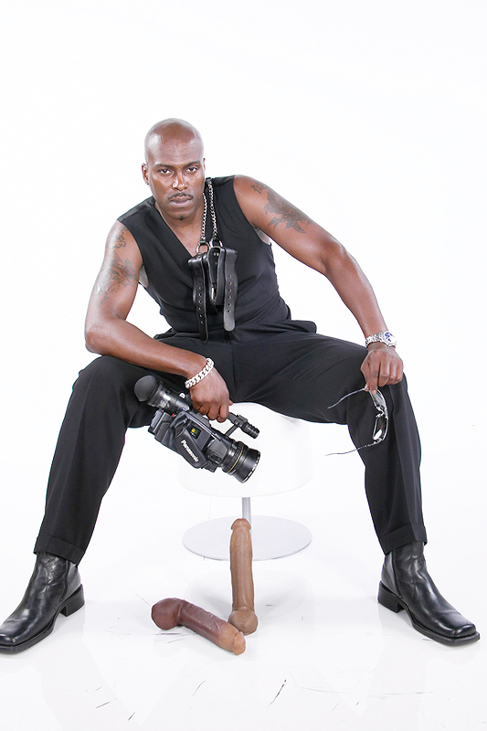 Lexington steele penis length
