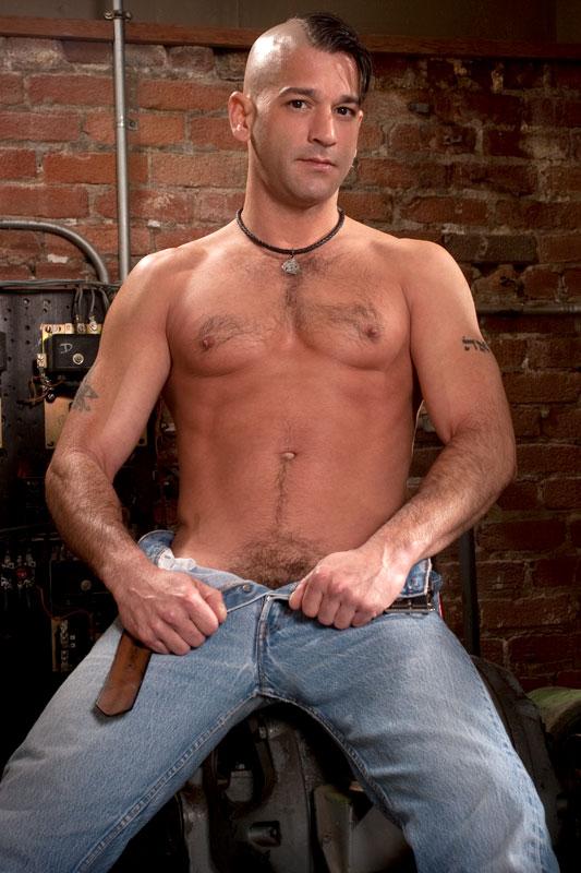 porn Tony buff star gay