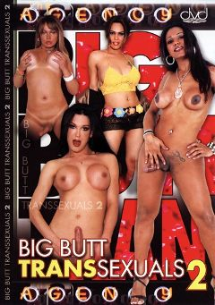 "Adult entertainment movie ""Big Butt Transsexuals 2"" starring Sabrina Rios, Penelope Jolie & Dayane Calligare. Produced by The Agency."