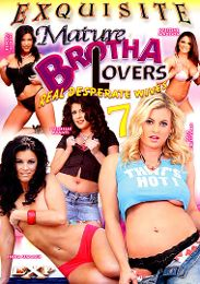 "Just Added presents the adult entertainment movie ""Mature Brotha Lovers 7""."
